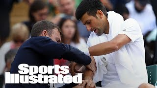 Novak Djokovic said he will miss the rest of the 2017 campaign because of an elbow injury.Subscribe to ►► http://po.st/SubscribeSIFollow the latest NFL news and highlights, with updates on your favorite team and players. Want to know what's up with Russell Wilson, Cam Newton, Tom Brady and more? We've got you covered:http://po.st/PlaylistSI-NFLCan the Cleveland Cavaliers repeat? Will the Golden State Warriors make history again? Keep up with all the important NBA updates, including news on LeBron James, Kevin Durant, Steph Curry and more:http://po.st/PlaylistSI-NBAFrom Bryce Harper and Mike Trout to Clayton Kershaw and Madison Bumgarner, Sports Illustrated brings you the smartest commentary and inside stories on the latest MLB news:http://po.st/PlaylistSI-MLBCheck out the most recent clips and highlights from episodes of SI Now, Sports Illustrated's daily talk show. From interviews with the biggest newsmakers to discussions with our award winning writers and editors, SI Now is your spot for all things  football, basketball, baseball and everywhere else around the world of sports:http://po.st/PlaylistSI-NowThe best of SI's award-winning video storytelling. From household names to the lesser known, SI Films' features and series explore the most powerful stories in sports:http://po.st/PlaylistSI-FilmsCONNECT WITH Website: http://www.si.comFacebook: http://po.st/FacebookSITwitter: http://po.st/TwitterSIGoogle+: http://po.st/GoogleSIInstagram: http://po.st/InstagramSIMagazine: http://po.st/MagazineSIABOUT SPORTS ILLUSTRATEDSports Illustrated offers sports fans trusted, authentic, agenda-free reporting and storytelling featuring sports news, scores, photos, columns and expert analysis from the latest in today's world of sports including NFL, NBA, NHL, MLB, NASCAR, college basketball, college football, golf, soccer, tennis, and fantasy.Novak Djokovic To Miss Rest Of 2017 Season Due To Elbow Injury  SI Wire  Sports Illustratedhttps://www.youtube.com/user/SportsIllustrated