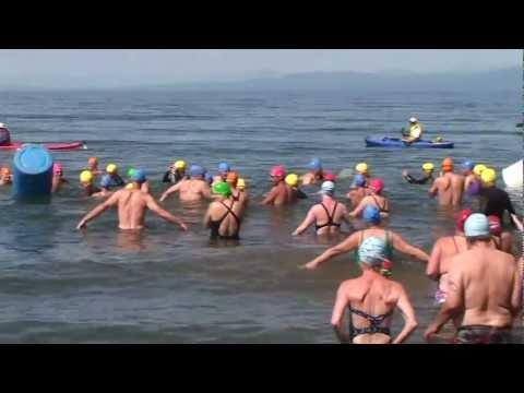 Watch: Ocean Mile Swim 2012