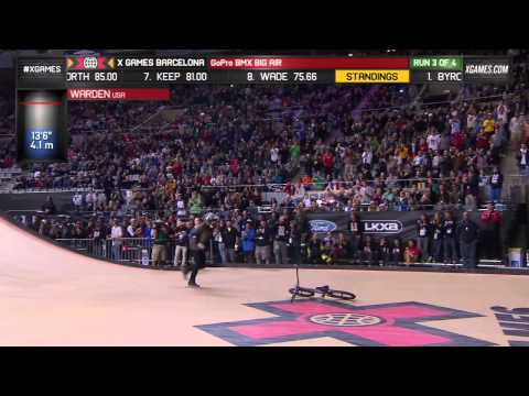 Zack Warden wins BMX Big Air_Legjobb videk: Extrm