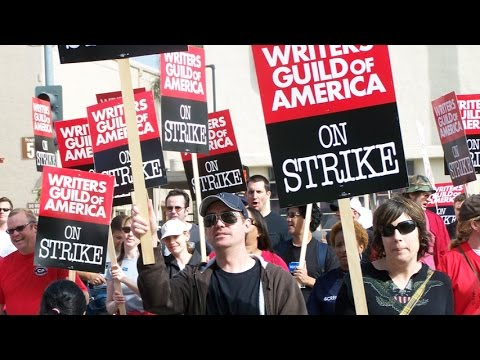 Labor Strike - Labor and management tend to get along like cats and dogs; the difference is that pets don't usually stage work stoppages. Join http://www.WatchMojo.com as w...