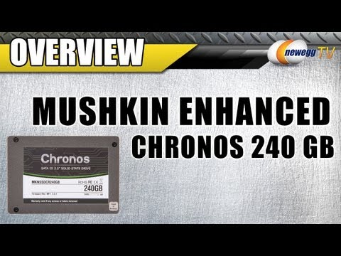 mushkin - http://www.newegg.com | SSD: http://bit.ly/ZlLnZb 20-226-237 Positioned at the intersection of performance and value, Chronos SSDs provide next-generation SS...