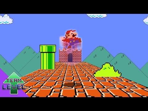 Mario's Gravity Calamity