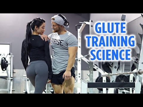 How to Grow a BUTT | The Most Scientific Way to Train Glutes