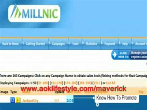 Maverick Money Makers- How To Make More Money Online
