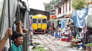 Reisefilm: Thailand 2012 Tag 1 - Bangkok Und Umgebung [German|Deutsch] [fullHD]