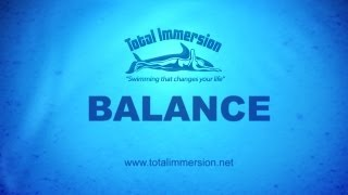 Total Immersion Balance