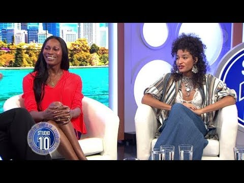 Dominique Jackson & Indya Moore Talk 'Pose' & Ballroom Culture | Studio 10