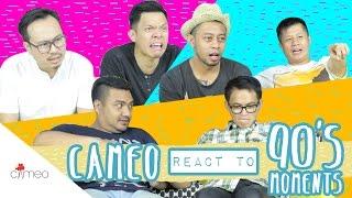 Video Cameo React to 90's Moments MP3, 3GP, MP4, WEBM, AVI, FLV Januari 2019