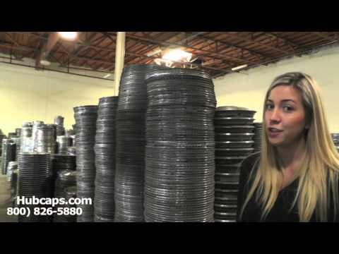 Automotive Videos: Chrysler Pacifica Hub Caps, Center Caps & Wheel Covers