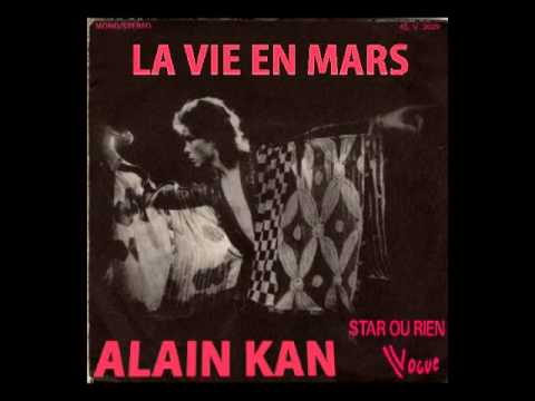 ALAIN KAN - LA VIE EN MARS