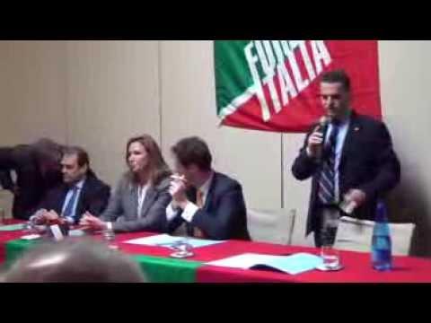 Edy Bandiera In Forza Italia