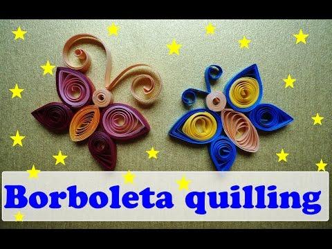 Borboleta Colorida - 1