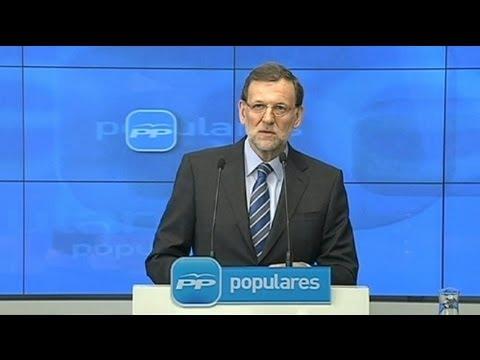 'It's false' Rajoy denies pocketting slush fund cash