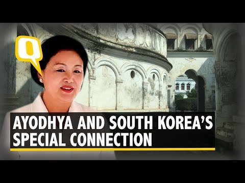 Why Does South Korea Consider Ayodhya It's 'Maternal Home'?