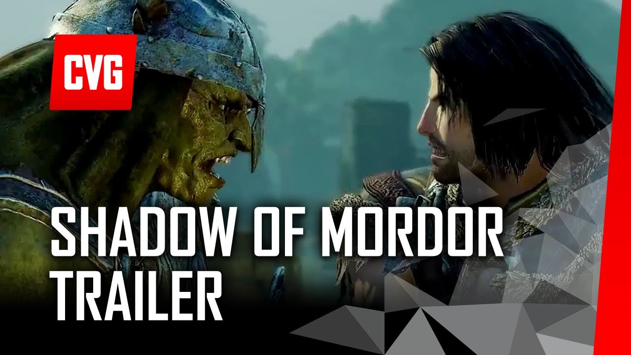 Middle Earth: Shadow of Mordor Gameplay – Nemesis System Trailer – E3 2014