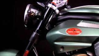 6. Moto Guzzi Griso 8V SE