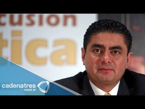 Entrevista a Luis Espinosa Cházaro, candidato del PRD en la delegación Cuajimalpa