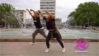 Reggaeton Lento (Bailemos) - CNCO - Zumba Choreography - Meli Espinoza - Michael Silva