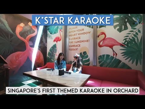 Singapore's First Themed Karaoke In Orchard