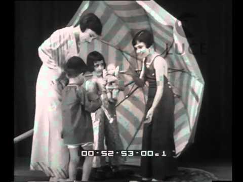 Sfilata di moda per bambini