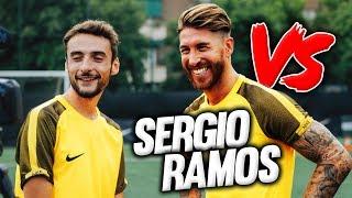 Video JE DÉFIE SERGIO RAMOS (CROSSBAR CHALLENGE) MP3, 3GP, MP4, WEBM, AVI, FLV Oktober 2017