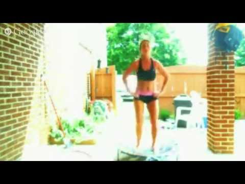 , title : 'Kimfitnesschic LIVE! 20 min HIIT workout-Funnest rebounding workout ever-day 88'