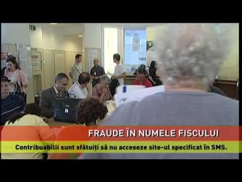 Avertisment din partea A.N.A.F., privind fraudele prin SMS