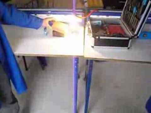 مشروع متربصي الإلكترونيك (حساس الضوء)