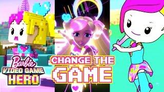"Nonton ""Change the Game"" Lyric Music Video | Barbie Video Game Hero | Barbie Film Subtitle Indonesia Streaming Movie Download"
