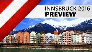 Innsbruck Bouldering World Cup 2016 | Preview by OnBouldering