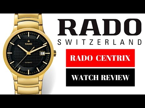 Rado Centrix Men's Watch Automatic Ref: R30279153