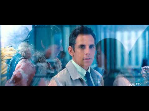 The Secret Life of Walter Mitty Clip 'At Work'