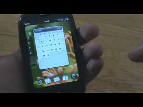 Palm Pre - WebOS and UI Review