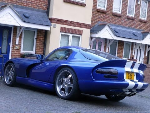 Dodge Viper GTS