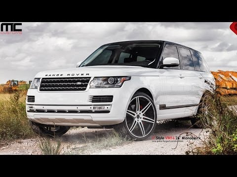 MC Customs 2014 Range Rover