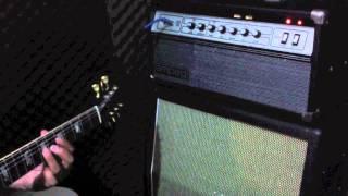 Vintage ampeg vt40 head fuzz face original 60's, 73 strat, 83 les paul