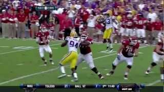 Ron Brooks vs Ole Miss and Arkansas (2011)