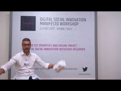 Social Innovators For The Next Generation Internet - Simon Marussi, Playedo