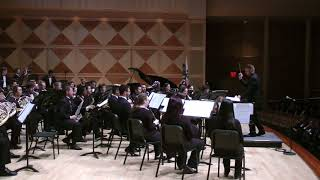 Niagara Falls, Nevada Wind Ensemble