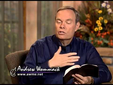 Andrew Wommack: Hardness of Heart - Week 2 - Session 1