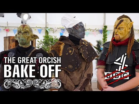 The Great Orcish Bake Off