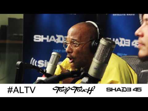 Prodigy Of Mobb Deep Freestyle On DJ Tony Touch Shade 45