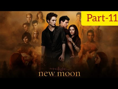 The Twilight Saga: New Moon Full Movie Part-11 in Hindi 720p