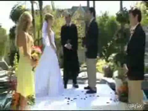 incredibile epilogo in un matrimonio!