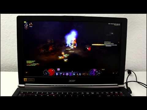 Acer Aspire V15 Nitro Black Edition VN7-591G-77A9 - Diablo 3 (Deutsch)