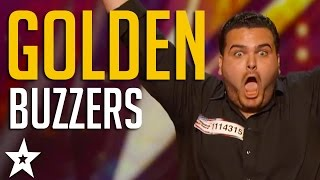 Video All GOLDEN BUZZERS on America's Got Talent 2016 | Including Grace VanderWaal,  Jon Dorenbos & More! MP3, 3GP, MP4, WEBM, AVI, FLV April 2019