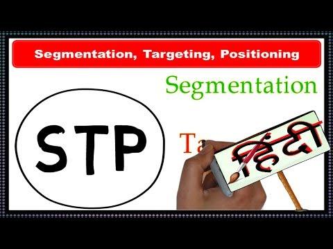 What is Segmentation, Targeting and Positioning| Marketing  (Hindi)