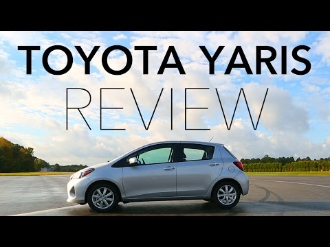 2015 Toyota Yaris Review | Consumer Reports