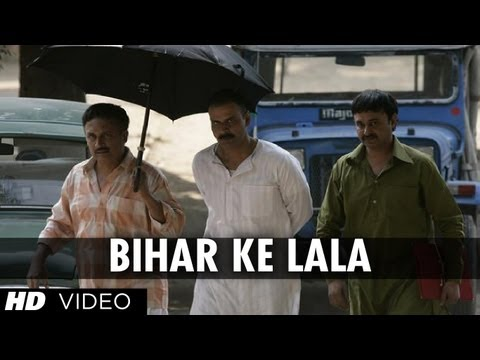 0 Bihar Ke Lala 2012 Full song Gangs of Wasseypur