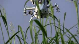 AH-1W Super Cobra Latest Version Full Custom RC Helicopters Video